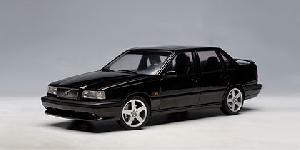 volvo 850t-r sedan 1996 noir